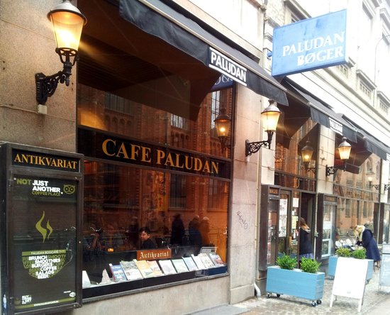 Paludan's Book & Cafe: Unusual Little Cafe