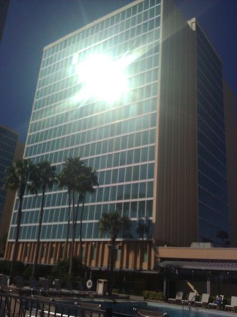 Doubletree By Hilton at the Entrance to Universal Orlando : torre 1
