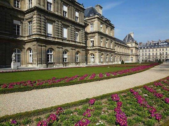 Jardin du Luxembourg : Jardines de Luxemburgo