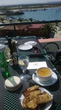 Casa Do Rio Restaurante: Härlig lunch