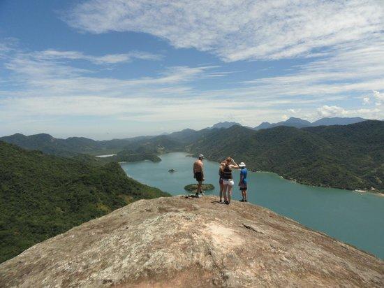 Pão de Açúcar Peak : the view is worth the sweat