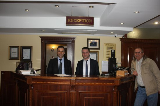 Sarnic Premier Hotel: best staff