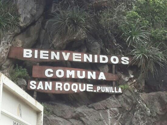El Dique San Roque Y El Embudo: Dique cartel