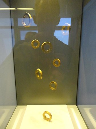 Musée d'Israël : Oldest Gold Coin