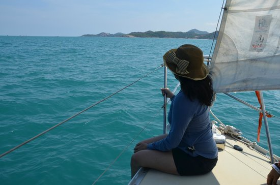 Samui Ocean Sports & Yacht Charter - Day Tours: a beautifu sailing day