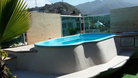 Hotel Porto Allegro: Pool