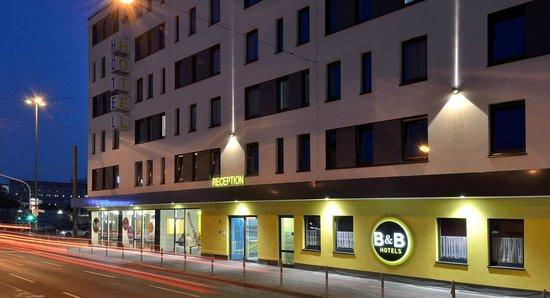 B&B Hotel Duesseldorf - Hbf