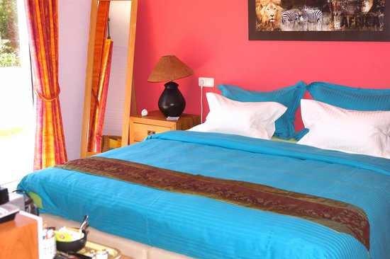 Villa Altea: Cosy double rooms with quality bedding and matresses