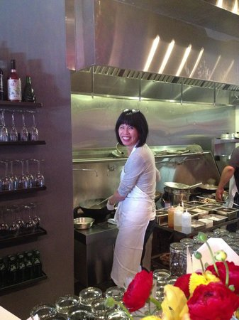 Lee Lee's Hot Kitchen: Lily Lei, Co-Owner