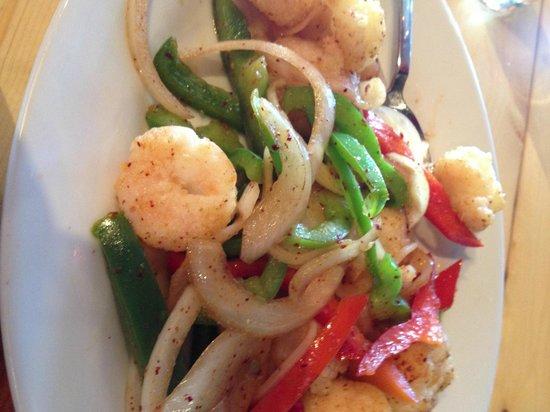 Lee Lee's Hot Kitchen: Salt and Pepper Shrimp