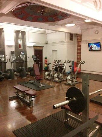 Andaz London Liverpool Street: gym