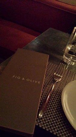 Fig & Olive Meatpacking : Detalhe