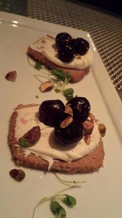 Fig & Olive : Sobremesa Maravilhosa.
