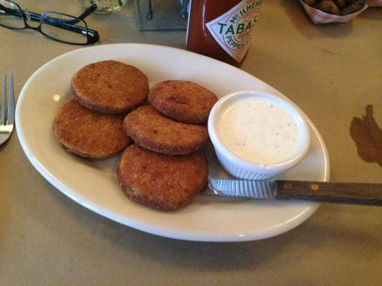 Hominy Grill: Fried Green Tomatoes