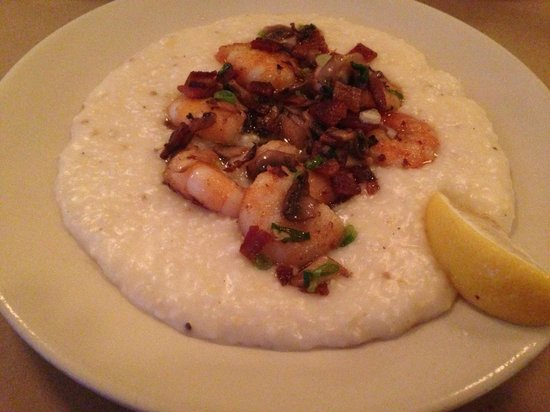 Hominy Grill: Shrimp & Grits