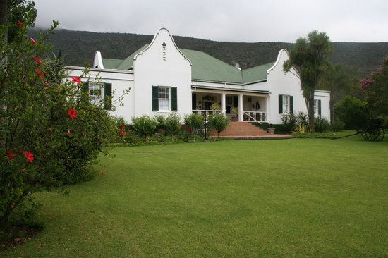 Altes Landhaus Country Lodge: The House