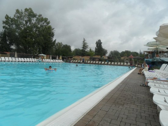 Altomincio Family Park: Piscina