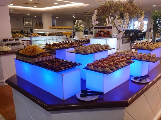H10 Lanzarote Princess: buffet