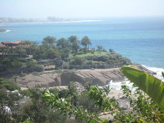 Vincci Selección La Plantación del Sur: Vista espléndida desde la terraza de la habitacion