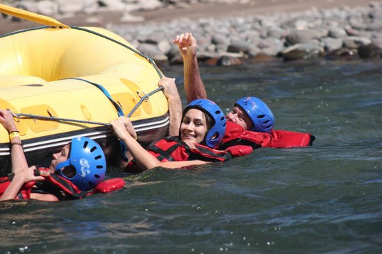 Xnoccio Aventura : Disfrutando del agua