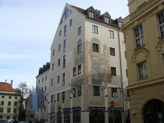 Platzl Hotel : отель