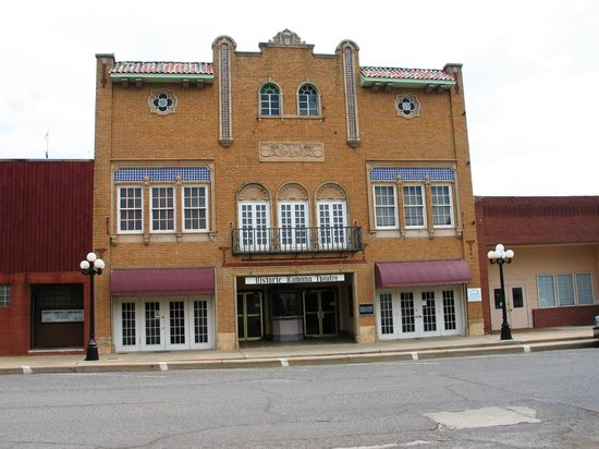 Ramona Theater, Frederick, OK