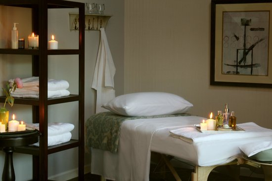 Inn on Randolph: Spa Room