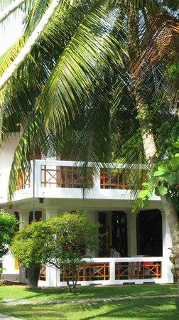 Amal Villa Apartments & Rooms: gardens