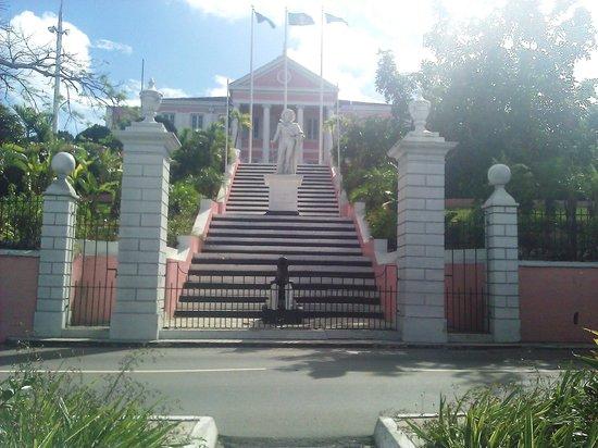 Government House: vista general