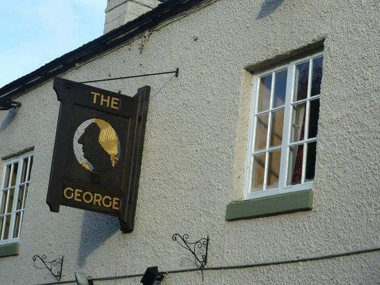 The George Hotel : The George, Piercebridge