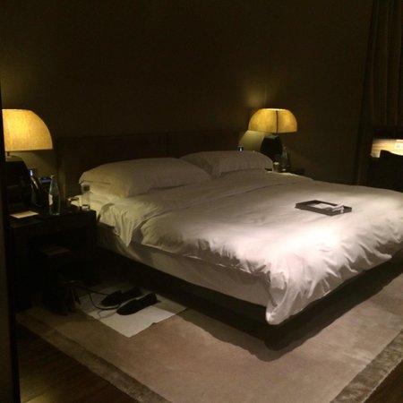 Armani Hotel Dubai : My room overlook the Dubai fountain