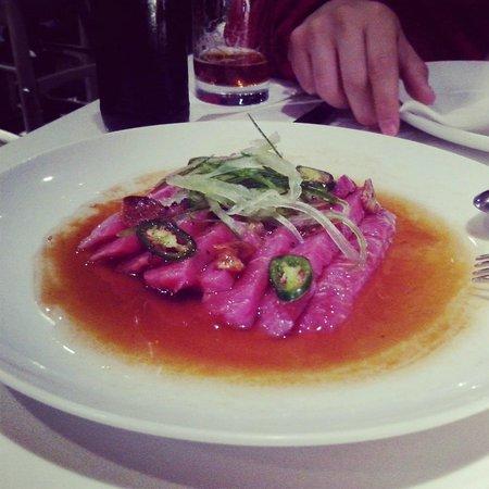 El Lingote Restaurante : Sashimi de atún