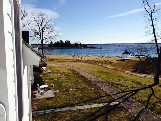Inn at Perry Cabin by Belmond: View from Room 46