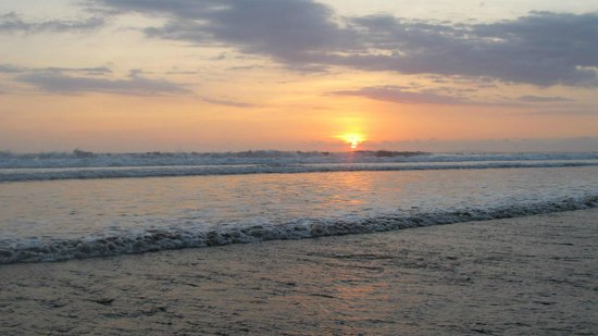 Costa Rica Waterfall Tours : Sunset in Jaco