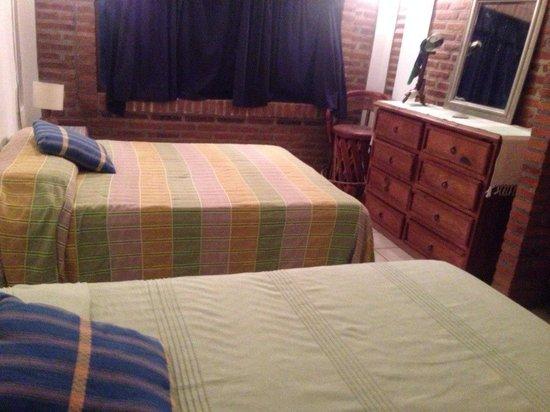 Villas Las Olas: beds...bedroom?