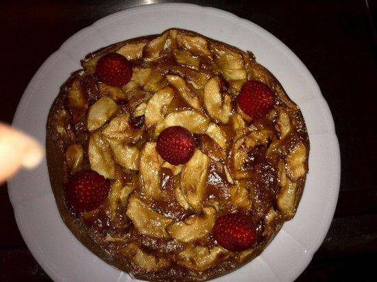El Sali: Tarta de manzana