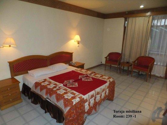 Toraja Misiliana Hotel: Room 239 -a