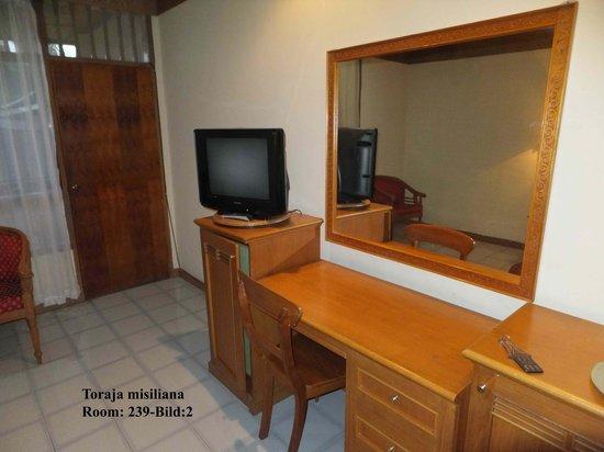 Toraja Misiliana Hotel: Room239 -b