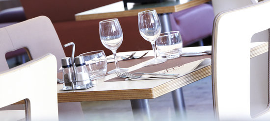 Kyriad Paris Ouest - Colombes : Le restaurant