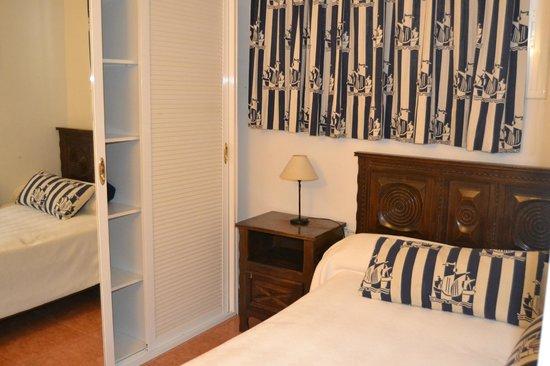 Hotel Los Globos: Habitación individual