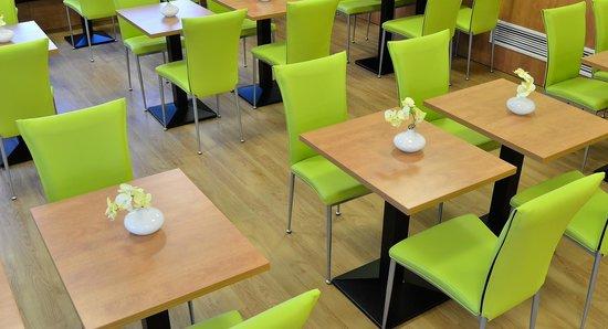 B&B Hotel Frankfurt-West : Frühstücksraum