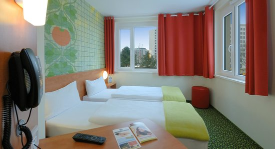 B&B Hotel Frankfurt-West : Zweibettzimmer