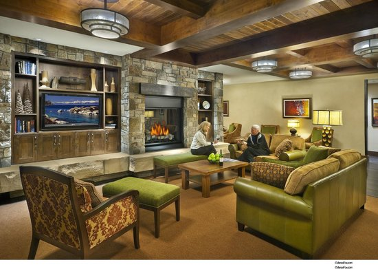 Northstar Lodge by Welk Resorts: Lounge area for all guests