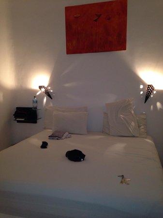 Kinbe Hotel: King size room