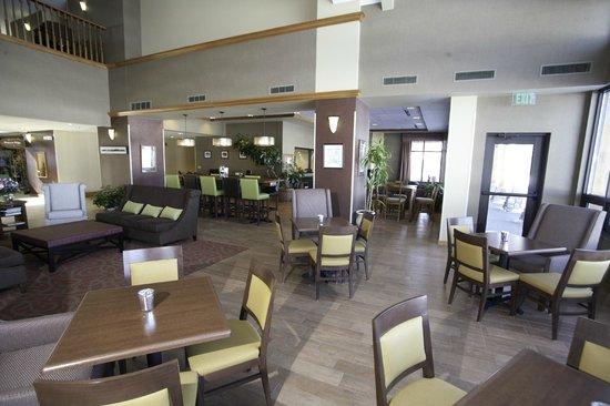 Hampton Inn & Suites Bemidji: Lobby