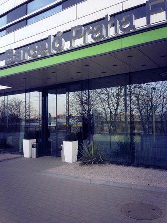 Occidental Praha Five : Hôtel vue d'extérieur
