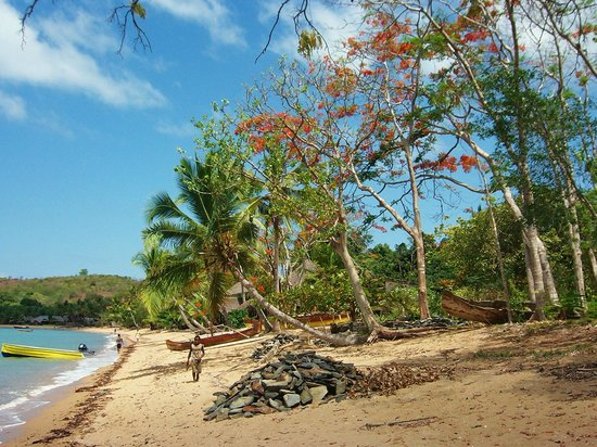 Lokobe Nature Special Reserve: spiaggia