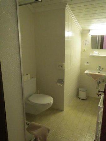 our bathroom at haus Schrofenstein