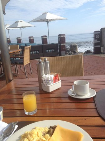 Radisson Blu Hotel Waterfront, Cape Town: Breakfast \ Dining Area