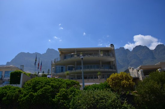 3 On Camps Bay Boutique Hotel: The Hotel